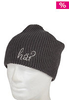 H? Beanie Wool grey