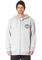 H�? Ride Hooded Jacket grey melange