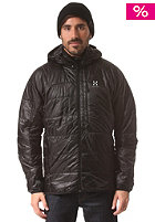 HAGL�FS Barrier Pro II Hooded Jacket true black/magnetite