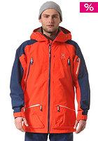 HAGL�FS Chute II Snow Jacket dynamite/hurricane b
