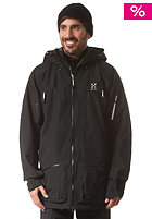 HAGL�FS Chute II Snow Jacket true black
