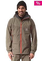HAGL�FS Couloir IV Snow Jacket driftwood