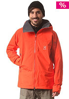 HAGL�FS Couloir IV Snow Jacket dynamite