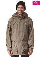 HAGL�FS Ridge Jacket driftwood solid