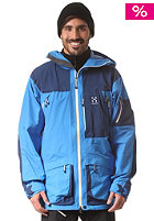 HAGL�FS Vassi II Snow Jacket gale blue/hurricane