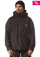 HAGL�FS Verte II Snow Jacket true black