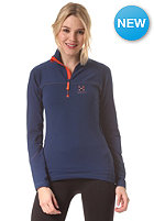 HAGL�FS Womens Actives Warm II Top Jacket hurricane blue
