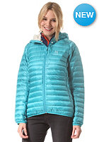 HAGL�FS Womens Essens II Down Jacket bluebird/soft white