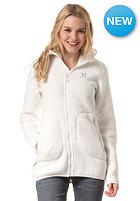 HAGL�FS Womens Pile Jacket soft white