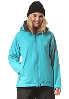 HAGL�FS Womens Utvak II Snow Jacket bluebird