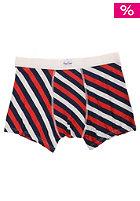 HAPPY SOCKS Polka Stripe Brief red/white/navy