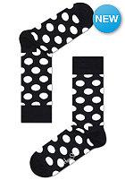 HAPPY SOCKS Socks Big Dot black/white