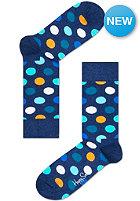 HAPPY SOCKS Socks Big Dot blue/multi