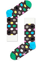 HAPPY SOCKS Socks Big Dot brown/multi