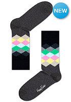 HAPPY SOCKS Socks Faded Diamond multi