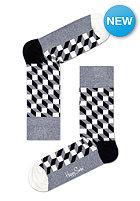 HAPPY SOCKS Socks Optic grey/black/white