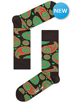 HAPPY SOCKS Socks Paisley brown/multi