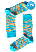 Socks SpecialSpecial light blue/orange