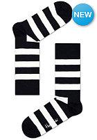 HAPPY SOCKS Socks Stripe black/white