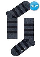 HAPPY SOCKS Socks Stripe grey/black