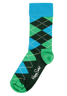 HAPPY SOCKS Womens Argyle Socks 004