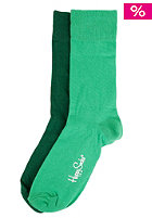 HAPPY SOCKS Womens One Colour Two Pack Socks 001