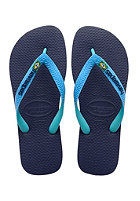 HAVAIANAS Brasil Mix navy blue/turquoise