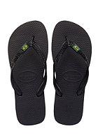 HAVAIANAS Brasil Sandal black