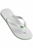 HAVAIANAS Brasil Sandal white