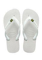 HAVAIANAS Brasil Sandal white