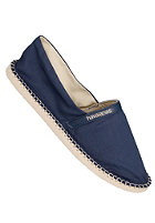 HAVAIANAS Origine Espadrille blue/beige