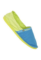HAVAIANAS Origine Espadrille blue/lemon green