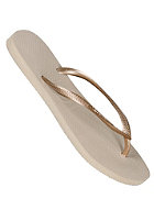 HAVAIANAS Slim Sandal light golden