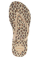 HAVAIANAS Womens Slim Animals Sandal sand grey