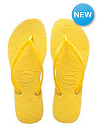 HAVAIANAS Womens Slim light yellow