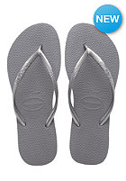 HAVAIANAS Womens Slim steel grey