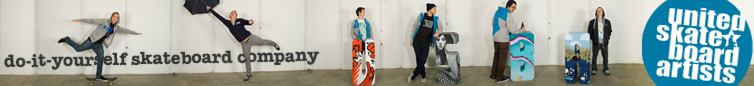 UNITED SKATEBOARD ARTISTS