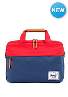 HERSCHEL SUPPLY CO Clark Messenger Bag navy/red