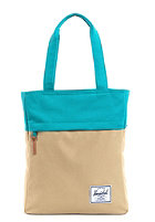HERSCHEL SUPPLY CO Harvest Tote Bag khaki/teal