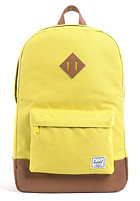 HERSCHEL SUPPLY CO Heritage Backpack lime punch