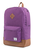 HERSCHEL SUPPLY CO Heritage Backpack purple