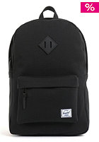 HERSCHEL SUPPLY CO Heritage Canvas Backpack black