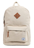 HERSCHEL SUPPLY CO Heritage Canvas Backpack natural