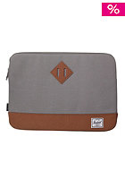 HERSCHEL SUPPLY CO Heritage Sleeve for 13inch Macbook grey