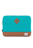 HERSCHEL SUPPLY CO Heritage Sleeve for 13inch Macbook teal