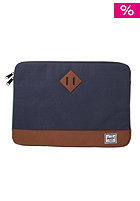 HERSCHEL SUPPLY CO Heritage Sleeve for 15inch Macbook navy