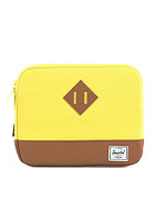 HERSCHEL SUPPLY CO Heritage Sleeve for iPad lime punch