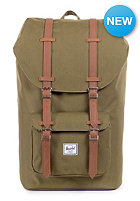 HERSCHEL SUPPLY CO Little America Backpack army