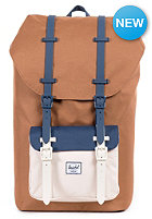 HERSCHEL SUPPLY CO Little America Backpack caramel/natural/navy
