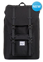 HERSCHEL SUPPLY CO Little America Mid-Volume Backpack black/black